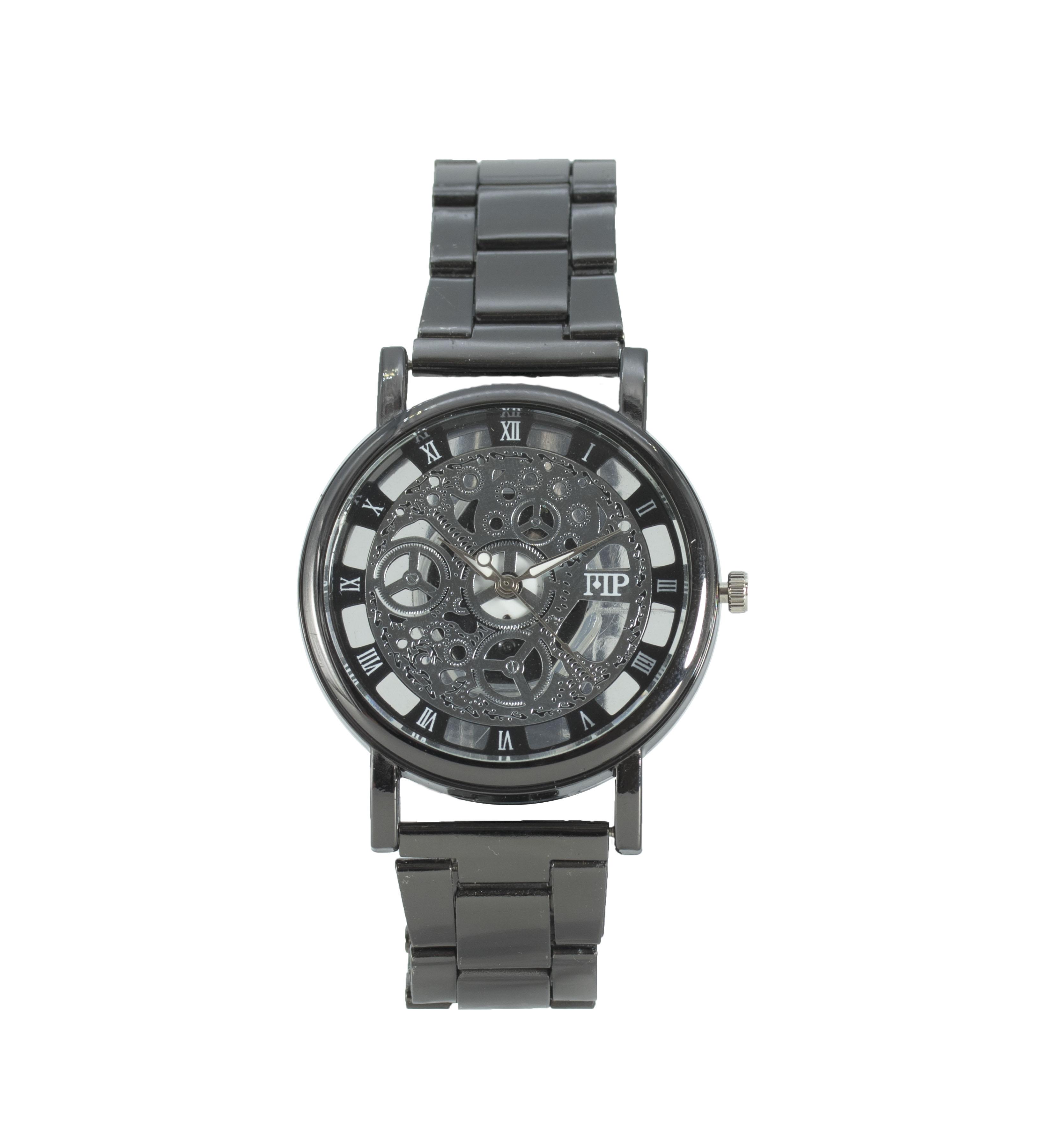 Comprar Marsan Piel Relógio analógico Kle grey