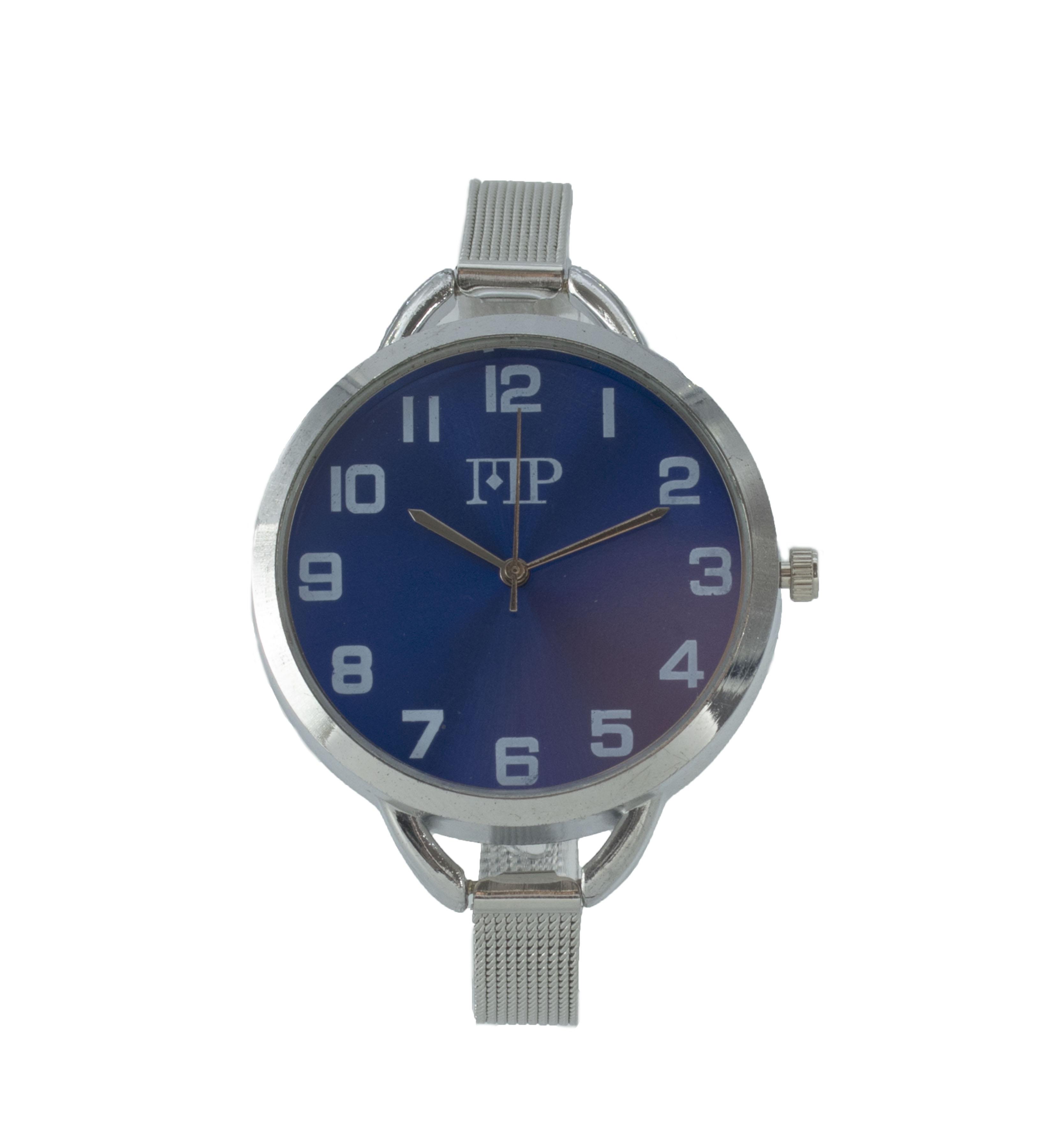 Comprar Marsan Piel Horloge analogique bleu Suto