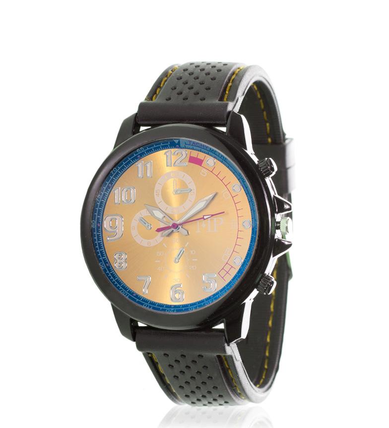 Comprar Marsan Piel Relógio analógico placa de ouro
