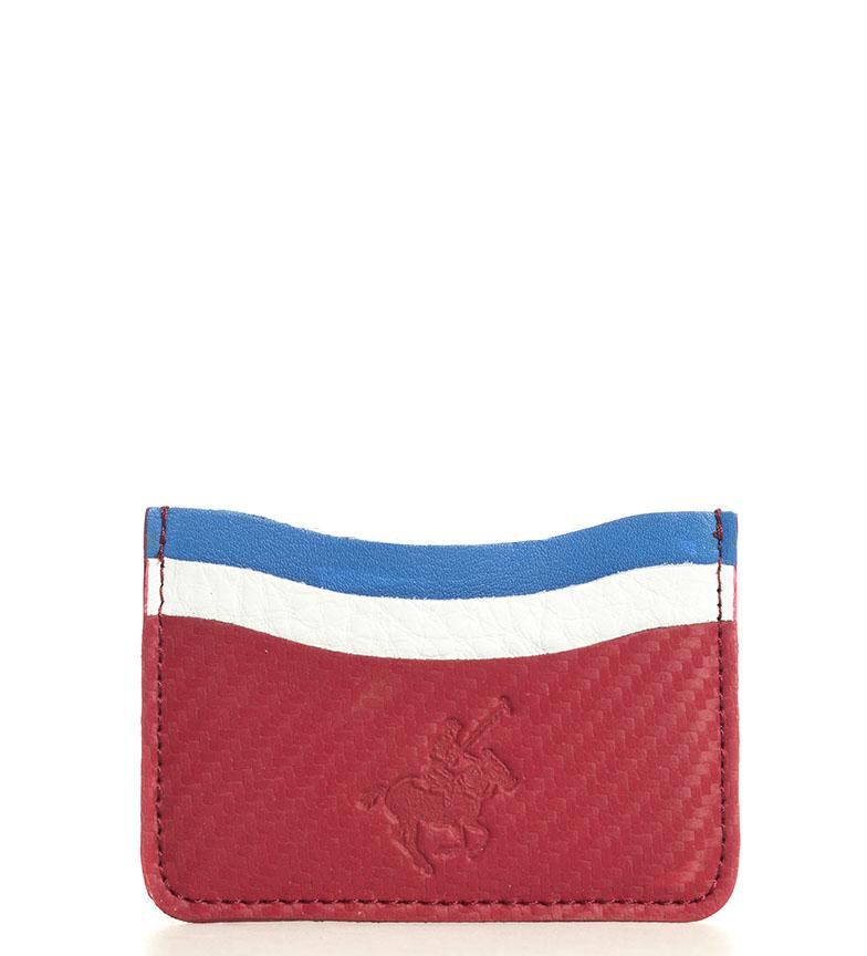 Comprar Marsan Piel Etui cuir 5006 Marbella rouge -6x0,1x0,1x9,5cm-