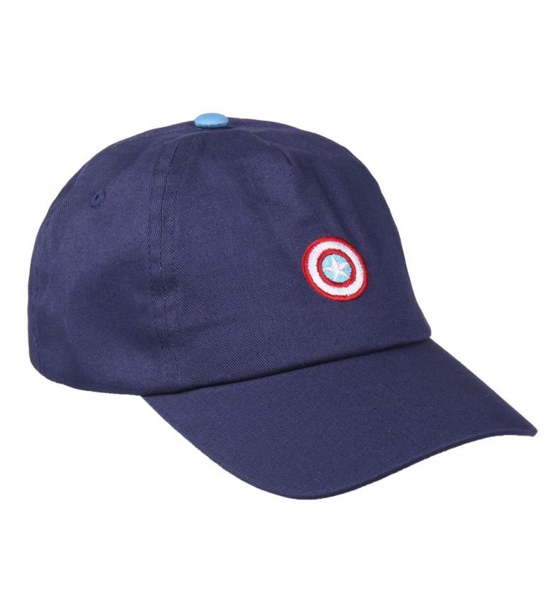 Cerdá Group Cap Premium Embroidery Marvel blue