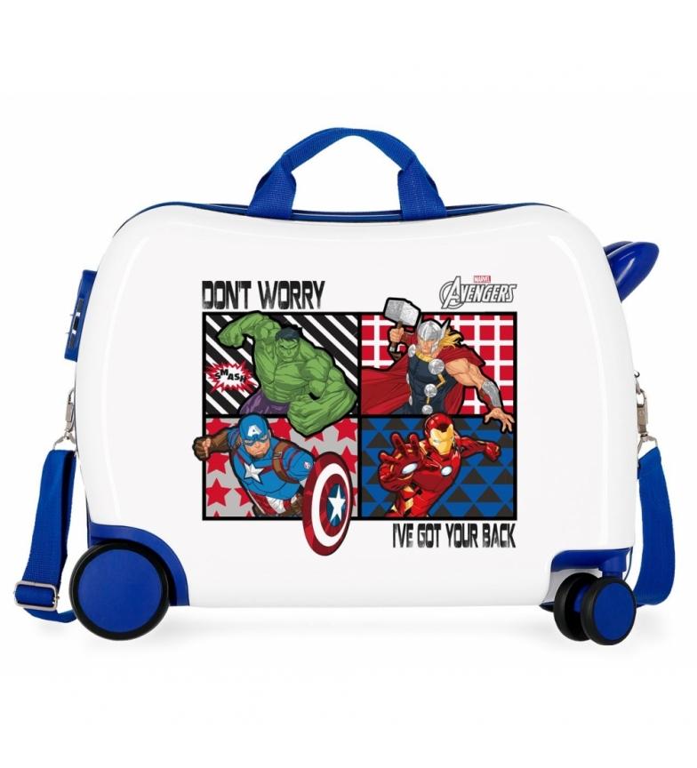 Comprar Marvel Todos os casos Vingadores -38x50x50x20cm