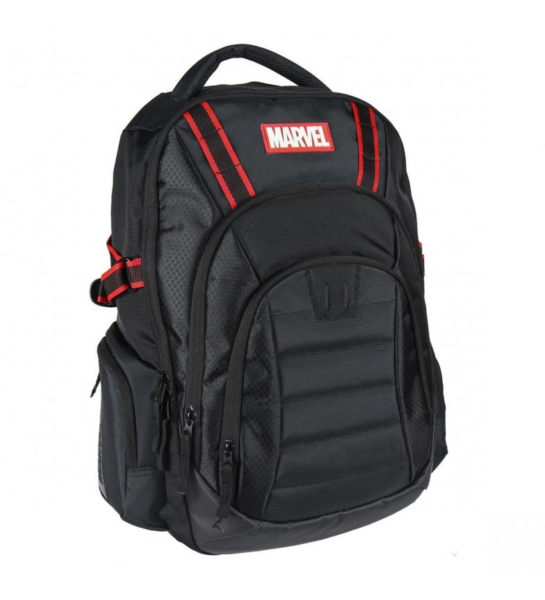Comprar Marvel Mochila Casual Viaje Marvel negro -30x46.5x13.5cm-