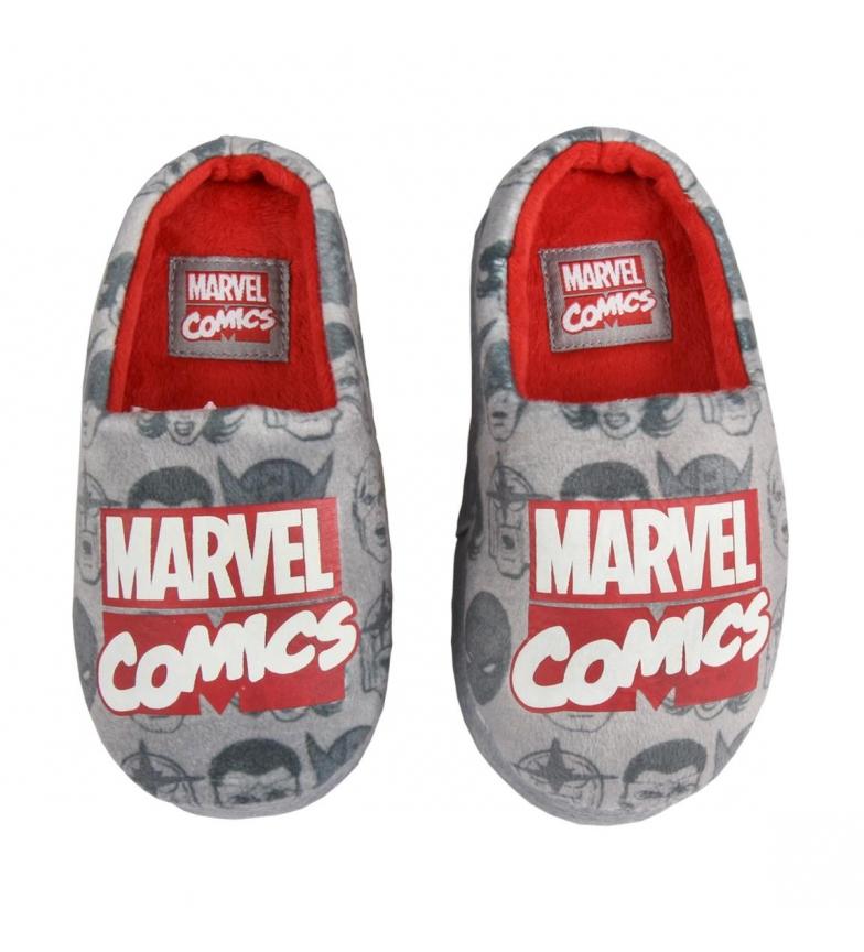 Comprar Marvel Marvel Comics Premium Open House Slippers