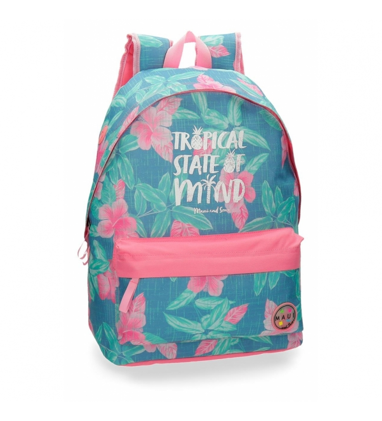 Comprar Maui and Sons Backpack adaptable to Tropical State trolley -31x42x17.5cm