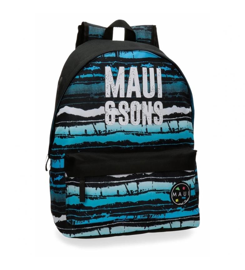 Comprar Maui and Sons Mochila adaptável ao carrinho Waves -31x42x42x17.5cm