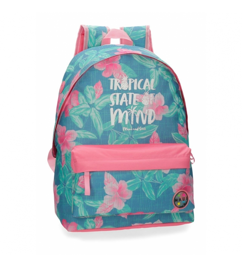Comprar Maui and Sons Tropical State Backpack -31x42x17.5cm