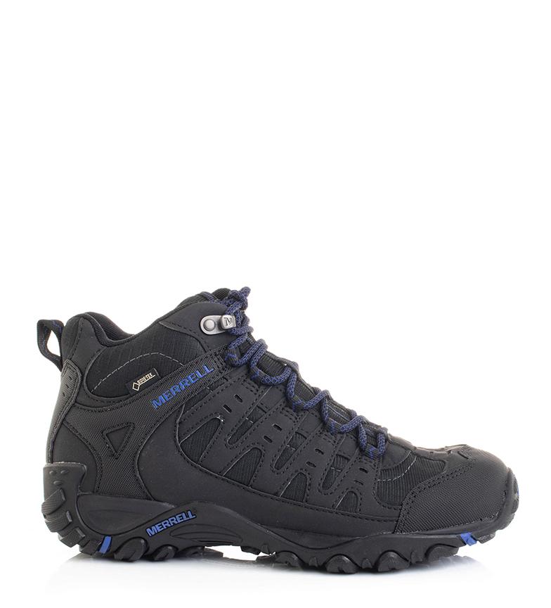 Comprar Merrell Accentor Sport Mid GORE-TEX botas de couro preto / 860g