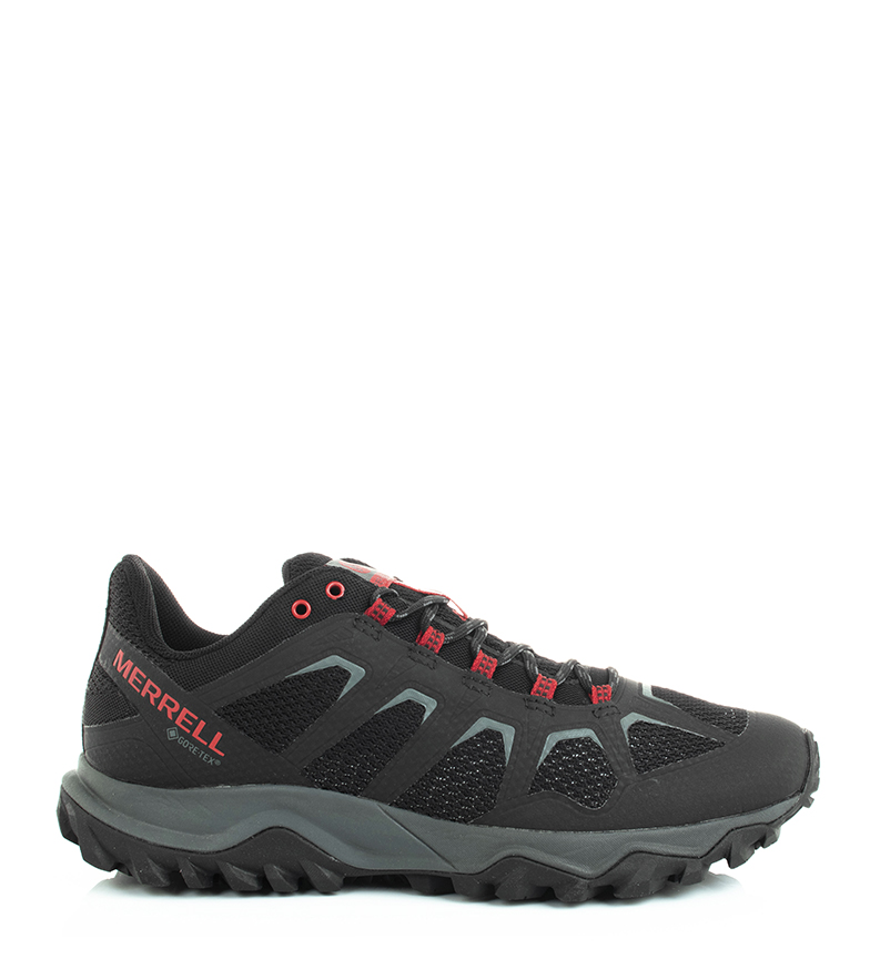Comprar Merrell Zapatillas Trail running Fiery Gore -Tex negro, rojo / 650g
