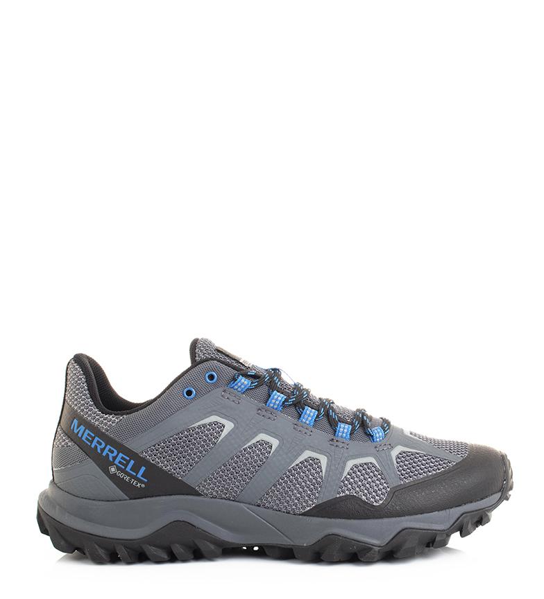 Comprar Merrell Chaussures de course à pied Fiery Gore -Tex gris/ 650g