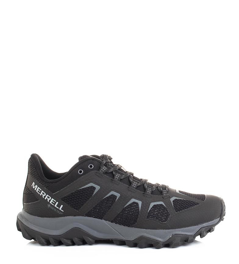 Comprar Merrell Chaussures de course à pied Fiery Gore -Tex noir / 650g