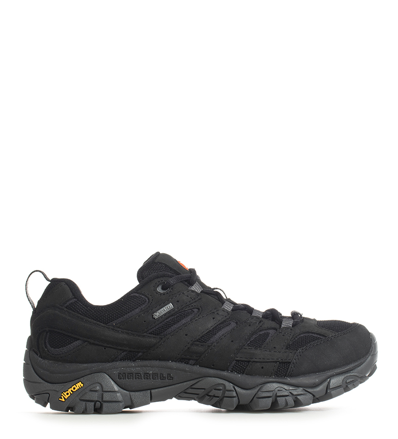 Comprar Merrell Moab 2 Smooth black shoes -GORE-TEX-