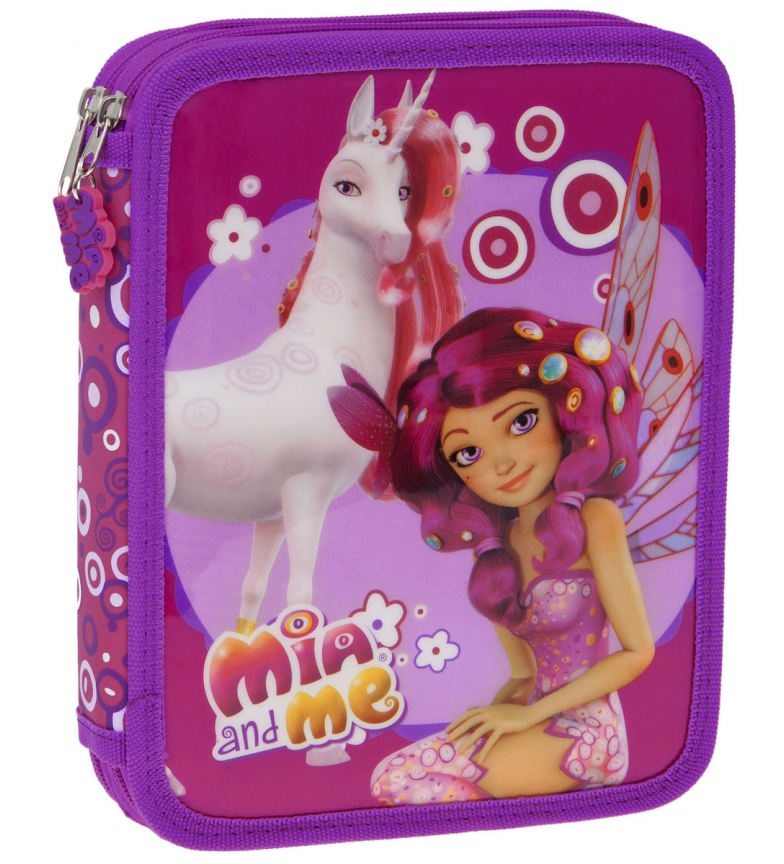 Comprar Mia and Me Plumier grande Mia and Me -18,3x23,5x5cm-