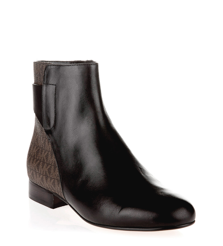 Comprar Michael Kors Leather boot Look black