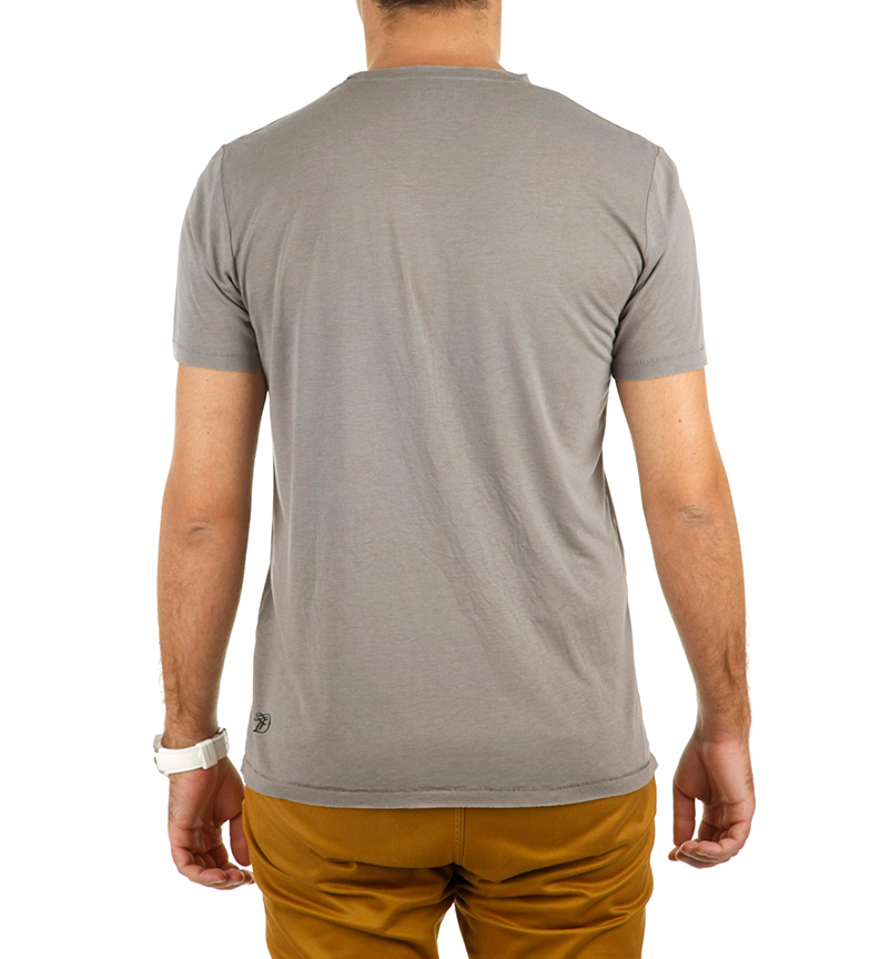 Tom Tailor Camiseta London gris