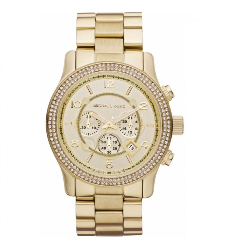Comprar Michael Kors Analog clock MK5575 gold