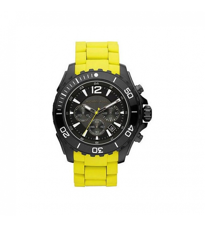 Comprar Michael Kors Relógio analógico MK8235 amarelo
