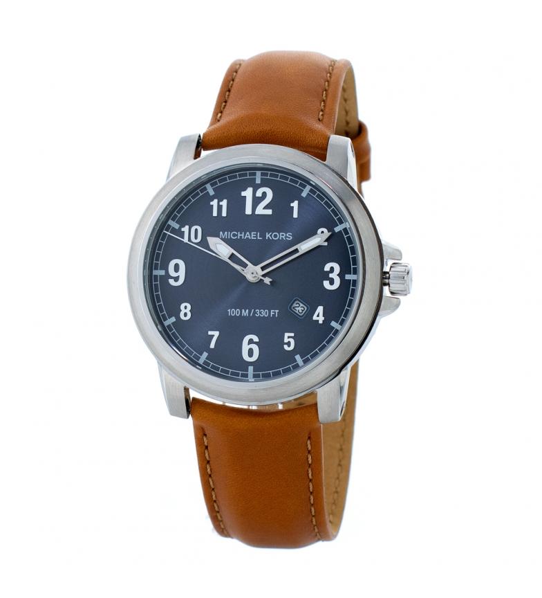 Comprar Michael Kors Relógio analógico MK8501 castanho