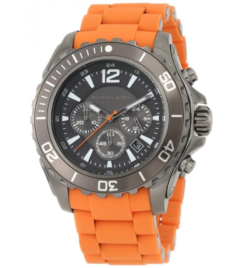 Comprar Michael Kors Relógio analógico MK8234 laranja