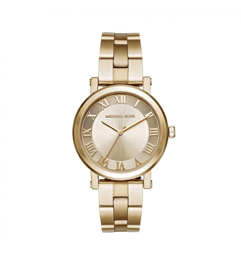 Comprar Michael Kors Analog clock MK3560 gold