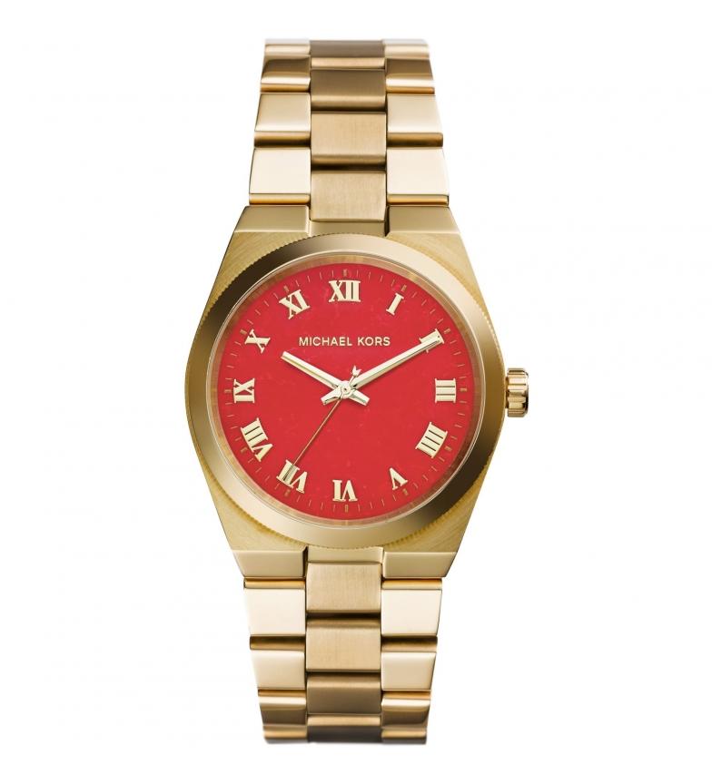 Comprar Michael Kors Horloge analogique MK5936 or, rouge
