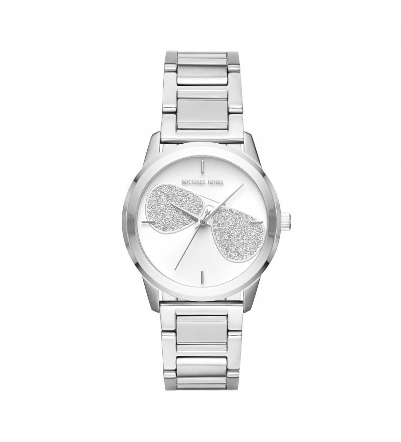 Comprar Michael Kors Reloj analógico MK3672 plata