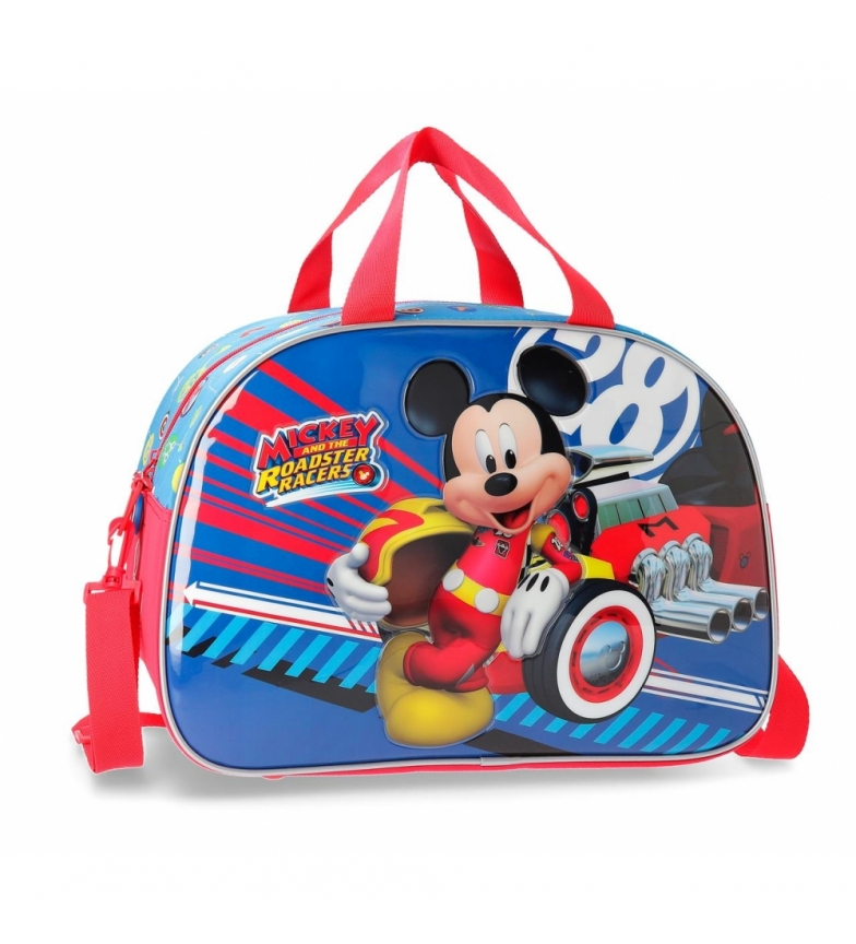 Comprar Mickey Bolsa de viaje 40cm  World Mickey -40x28x22cm-