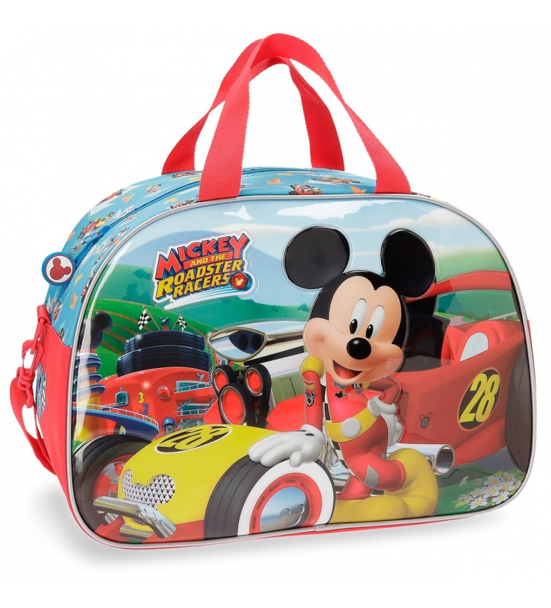 Comprar Mickey Mickey Roadster Racers travel bag -40x28x22cm-