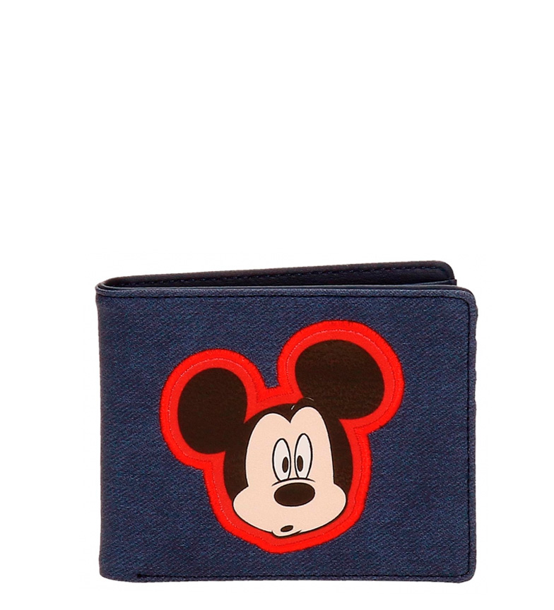 Comprar Mickey Wallet Mickey Patches