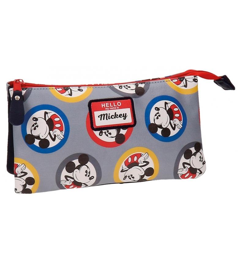 Comprar Mickey Casi di tre scomparti multicolore cerchi Mickey