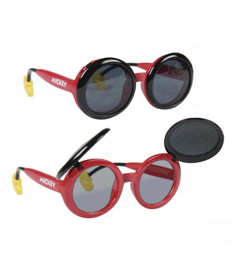Cerdá Group Óculos de sol Aplicações Blister Mickey vermelho