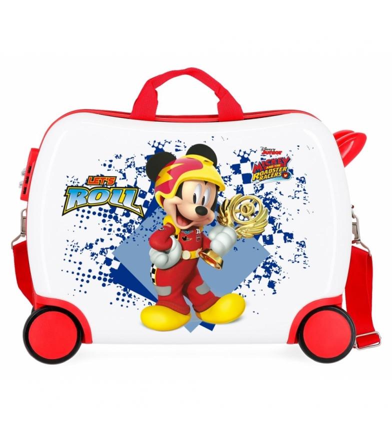 Comprar Mickey Valise à roulettes Mickey Joy -39x50x20cm-