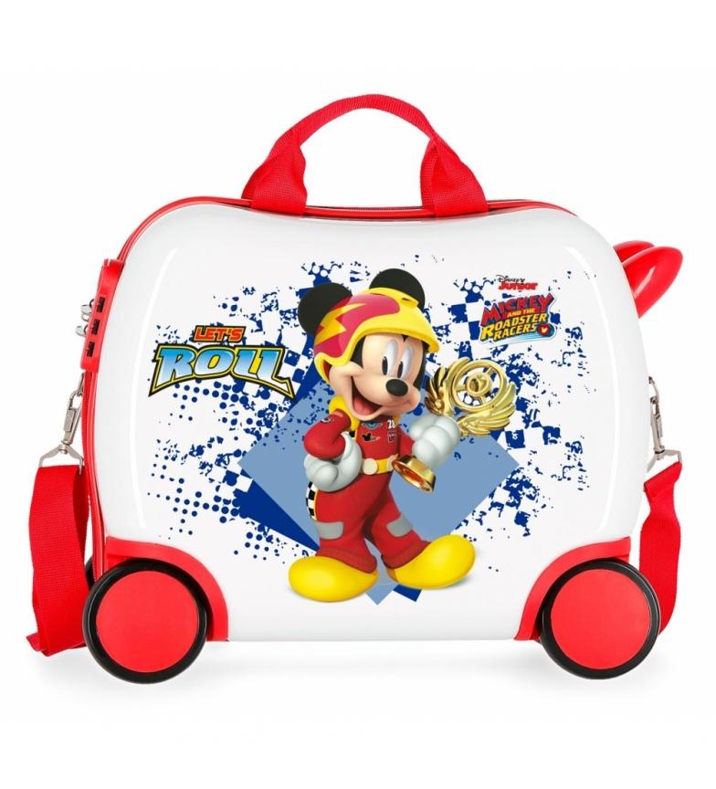 Comprar Mickey Mickey Joy pequena mala de viagem -34x41x20cm-