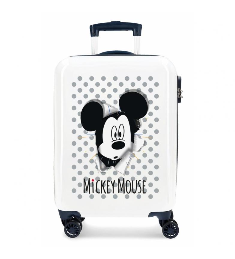 Comprar Mickey Housse de cabine Mickey Mouse rigide 55cm bleu 34L / -38x55x20cm-