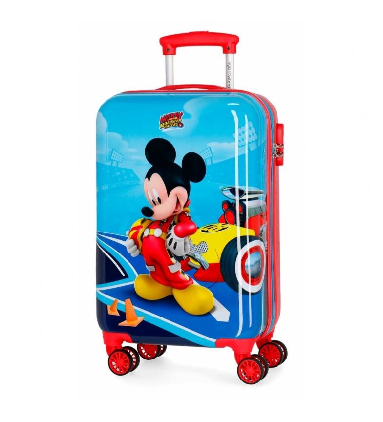 Comprar Mickey Maleta de cabina rígida Lets Roll Mickey -34x66x10cm-