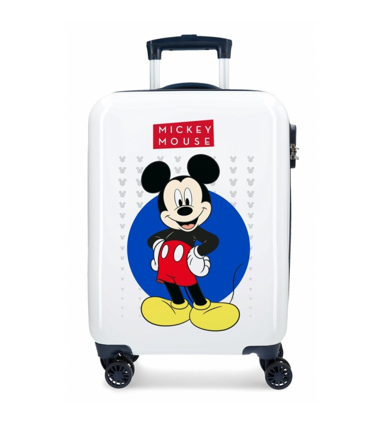 Comprar Mickey Mickey Enjoy the Day Bleu Cabine Rigide Etui -36x55x20cm
