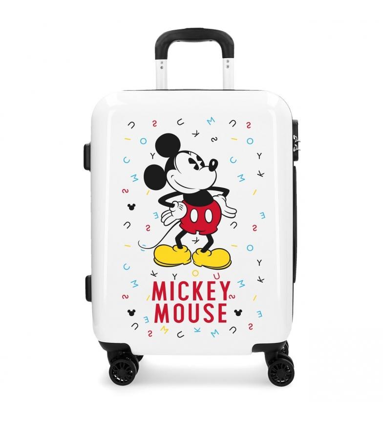 Comprar Mickey Étui rigide de cabine Mickey -40x55x20cm-letters