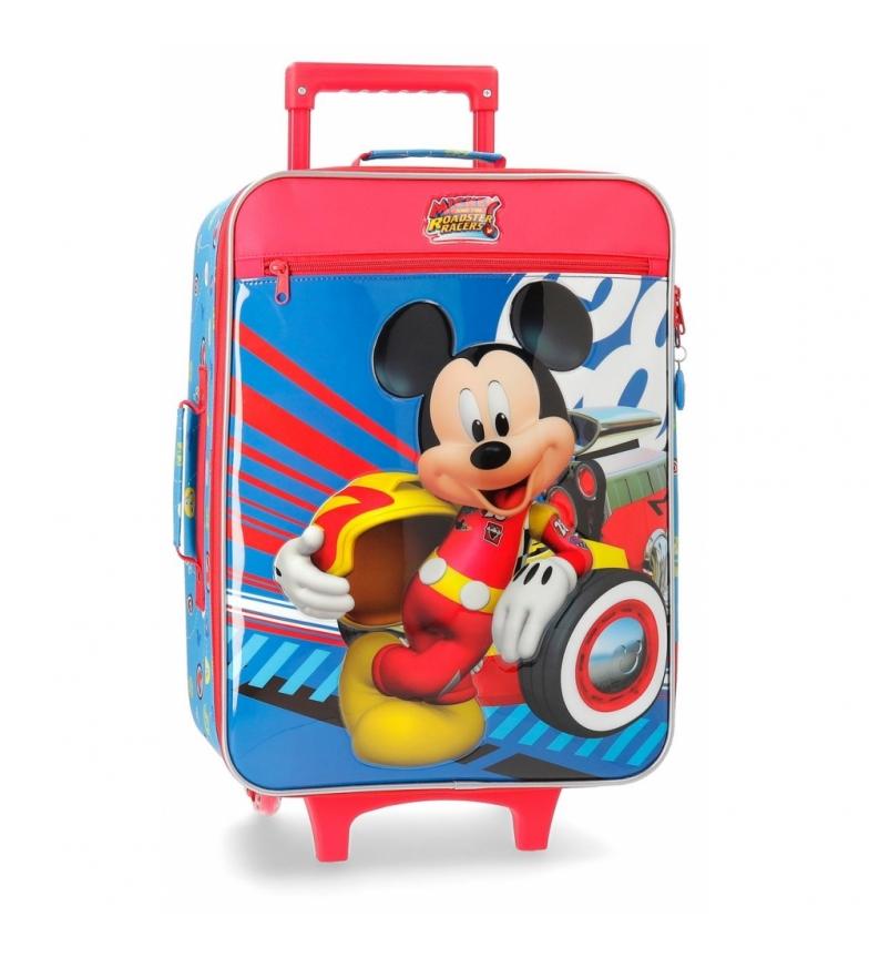 Comprar Mickey Maleta de cabina World Mickey -35x50x16cm-