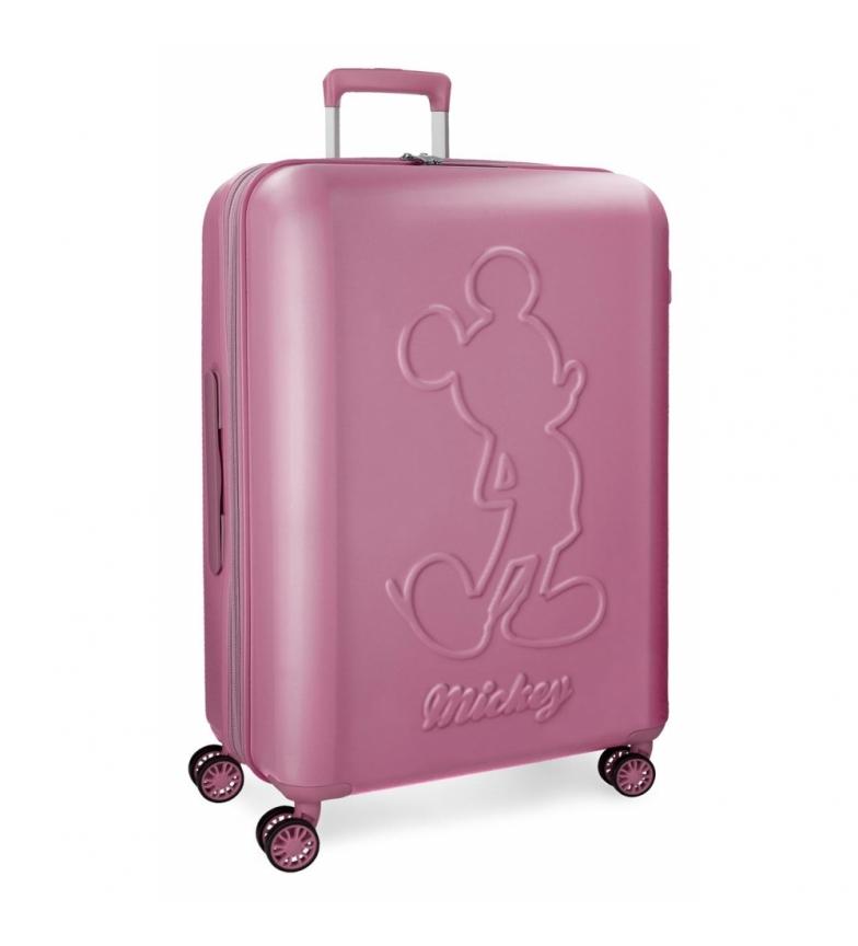 Comprar Mickey Grande valise Mickey Premium rigide 68cm rose