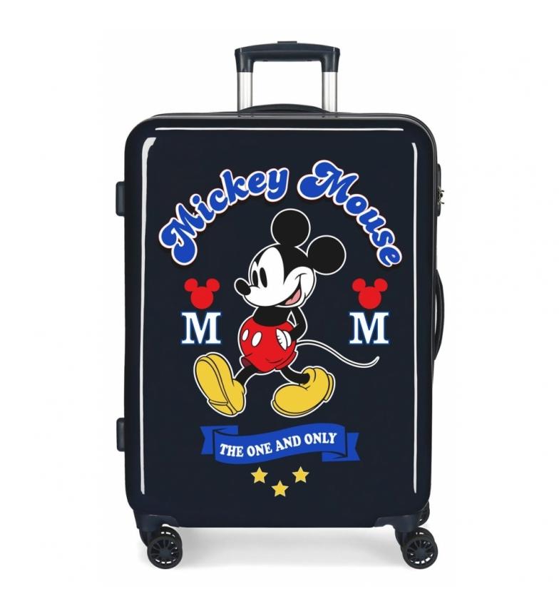 Comprar Mickey Valigia media Mickey rigida 68cm The blue 70L / -48x68x26cm-