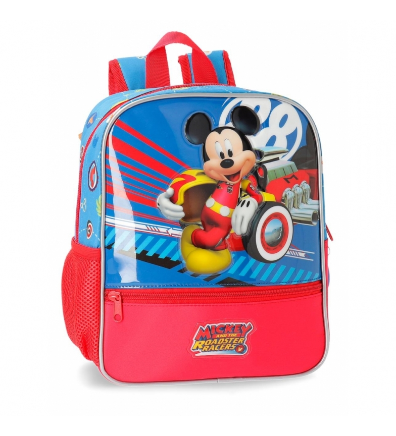 Comprar Mickey Sac à dos 28cm adaptable au chariot World Mickey -23x28x10cm