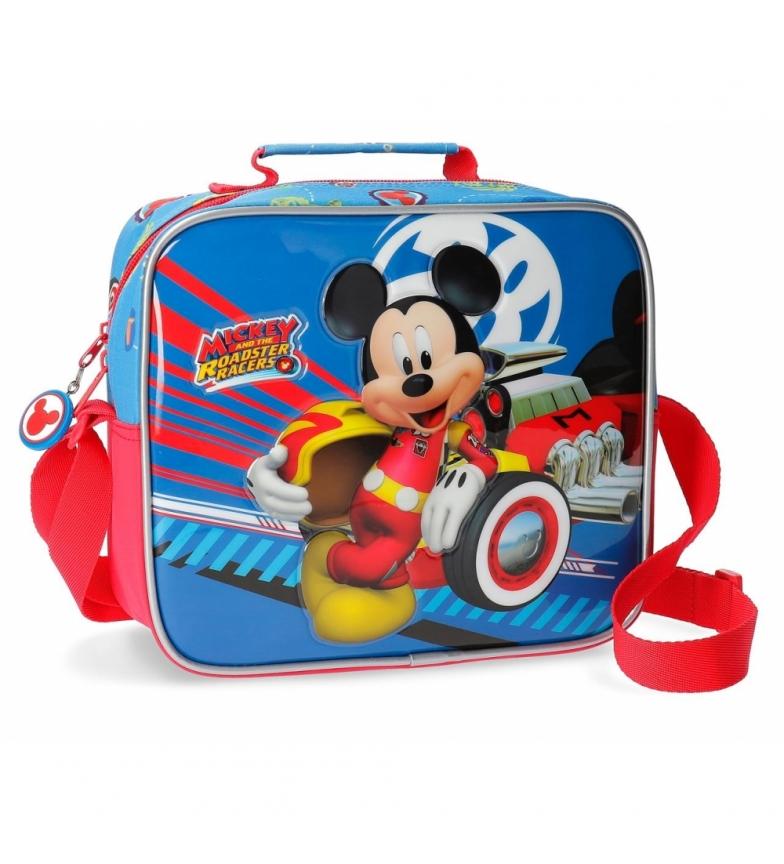 Comprar Mickey Neceser adaptable a trolley con bandolera World Mickey -23x20x9cm-
