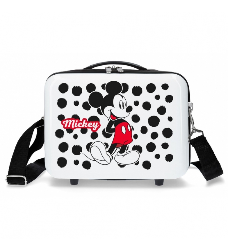 Comprar Mickey Trousse de toilette adaptable au chariot Mickey Enjoy the Day Dots -29x21x15cm