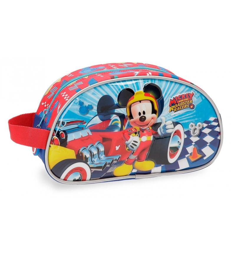 Comprar Mickey Mickey Winner toilet bag adaptable to trolley -24x14x10cm-