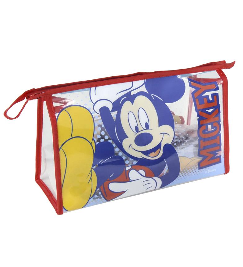 Comprar Mickey Borsa da toilette Mickey set da viaggio multicolore -7.0 x16.0x23.0cm