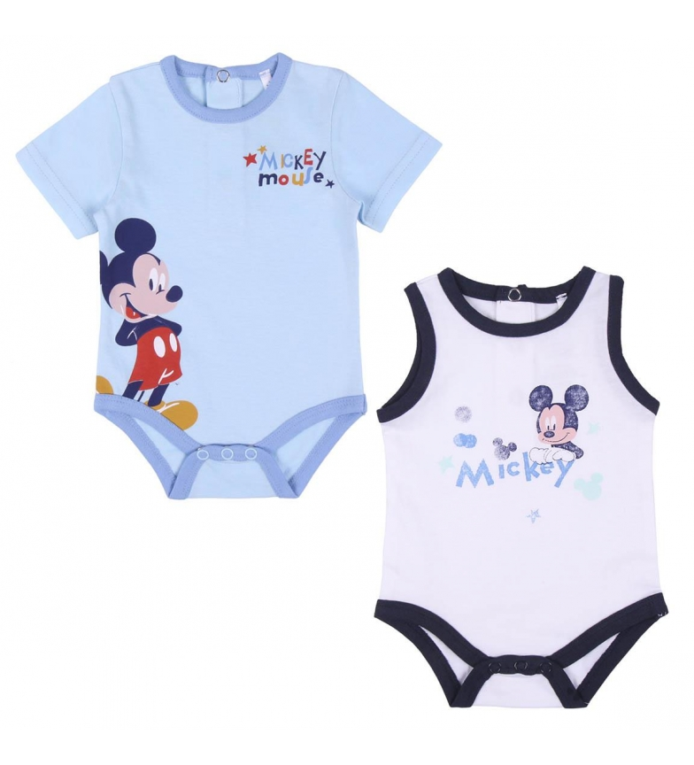 Comprar Cerdá Group Pack 2 pieces Single Jersey Mickey blue, white