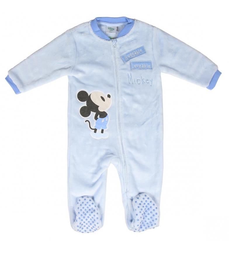 Comprar Cerdá Group Pajamas Coral Fleece M blue
