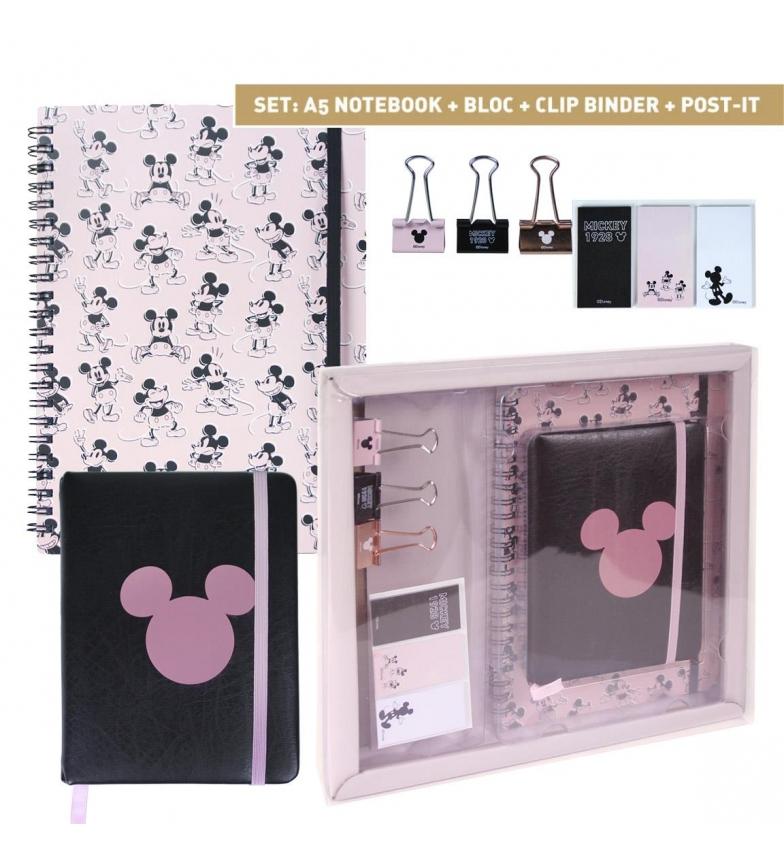 Comprar Mickey Stationery Set Mickey pink, black