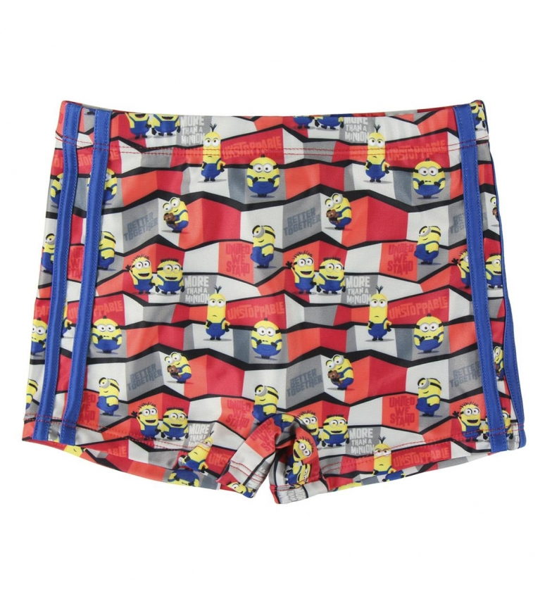 Comprar Disney & Friends Boxer Minions swimsuit red
