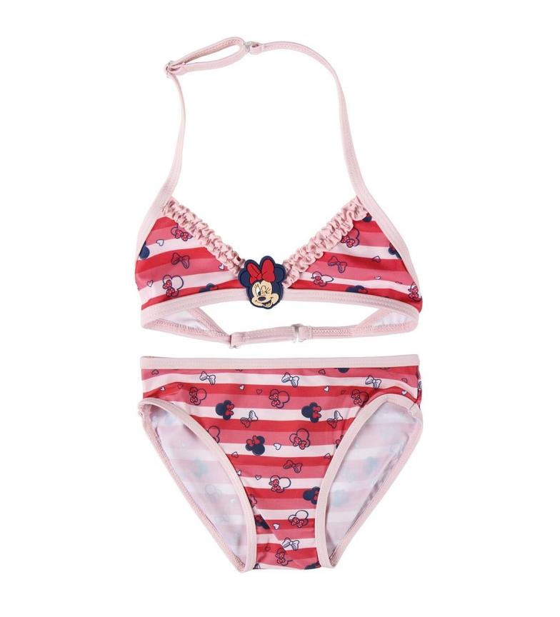 Comprar Minnie Minnie Bikini a strisce rosse